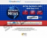 HeadlineAlley Toolbar