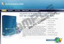 HomeAntivirus 2009