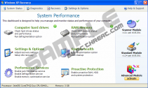 Windows XP Recovery