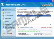 Personal Guard 2009